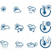 Be prepared for today's weather!